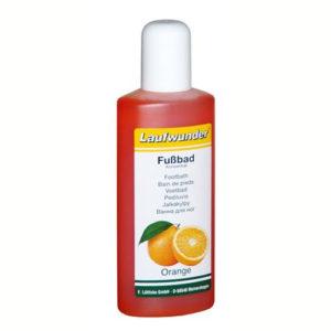 Средство для ножных ванн с ароматом апельсина (концентрат)