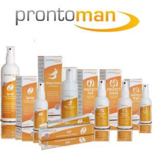 Медицинский уход за стопой ProntoMan