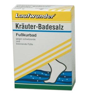 Соль для ножных ванн охлаждающая