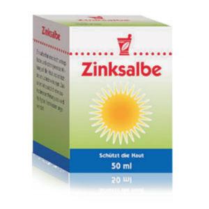 Мазь на основе цинка Zinksalbe