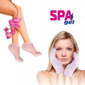 Набор: увлажняющие носочки и перчатки