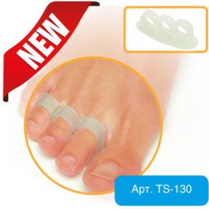 Перегородка для молоткообразных пальцев с креплением TS-130